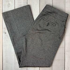Loft Petites Curvy slacks career dress pants